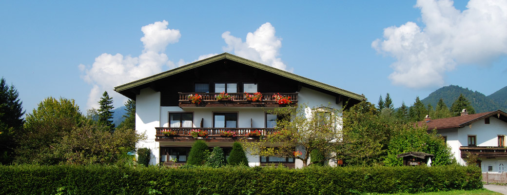 Gästehaus Geist, Ruhpolding